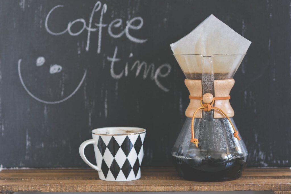 koffie tijd