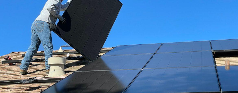zakelijk zonnepanelen leasen