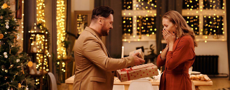 kerstpakket geven